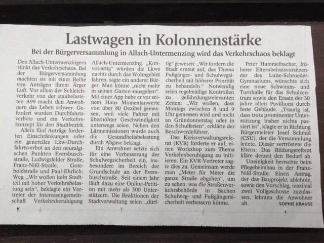 160801 Muenchner-Merkur-Artikel